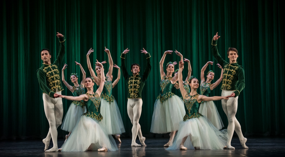 Jewels – Staatsballett Berlin – Deutsche Oper