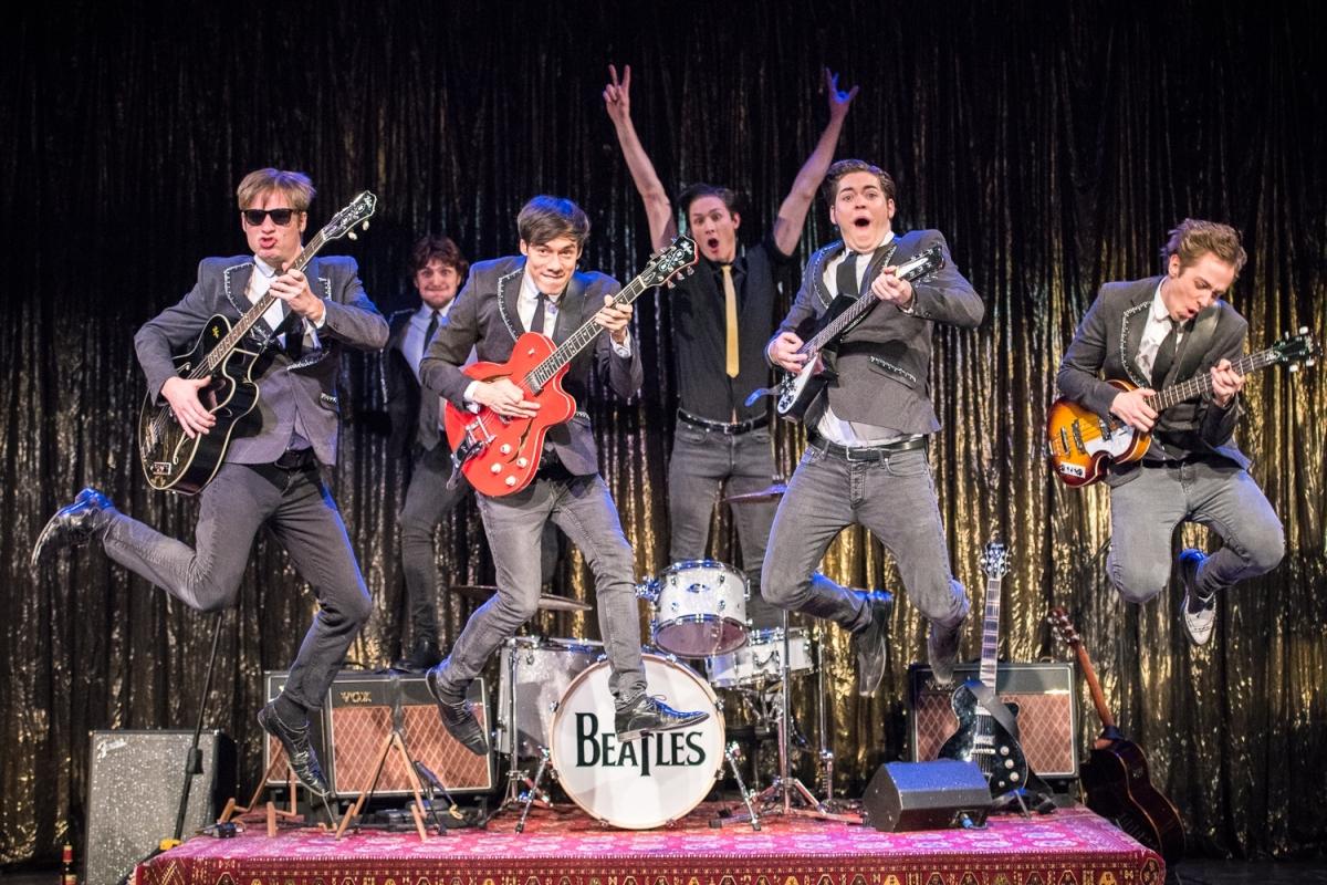 Backbeat – Eine Beatles-Geschichte – Theater amKudamm