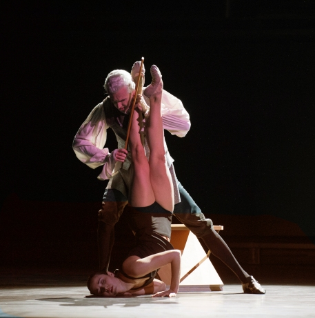 Giuliana Bottino und Michael Banzhaf © Fernando Marcos