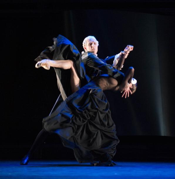 Polina Semionova und Michael Banzhaf © Fernando Marcos