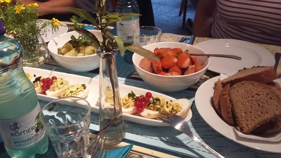 Jottweedee oder doch: Sommer in Berlin – eßkultur – MuseumDahlem
