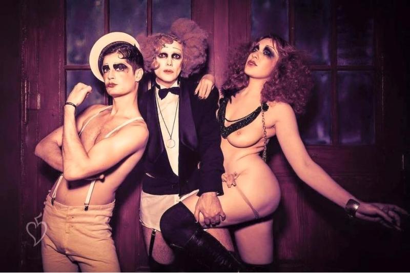 Le Pustra's Kabarett der Namenlosen, BallhausBerlin