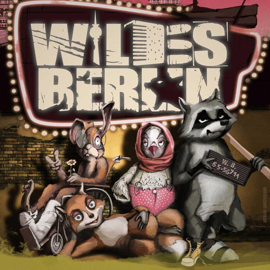 Wildes Berlin – Das tierische Hauptstadtmusical – BKATheater