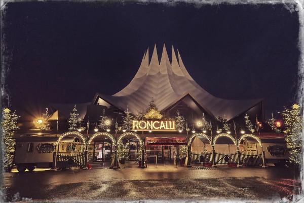Vorfreude! Der Zirkus kommt! Roncalli Weihnachtscircus im Tempodrom- 16.12. bis02.01.2017