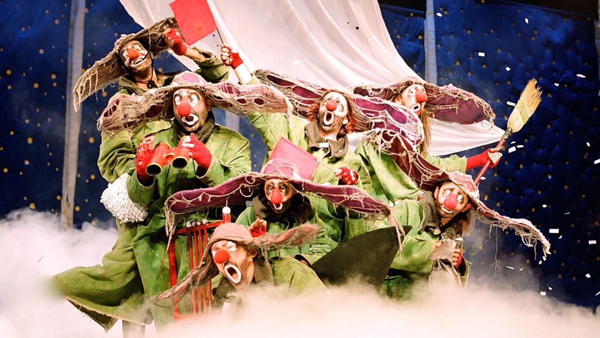 Slava's Snowshow – Fantastische Clownerie im AdmiralspalastBerlin