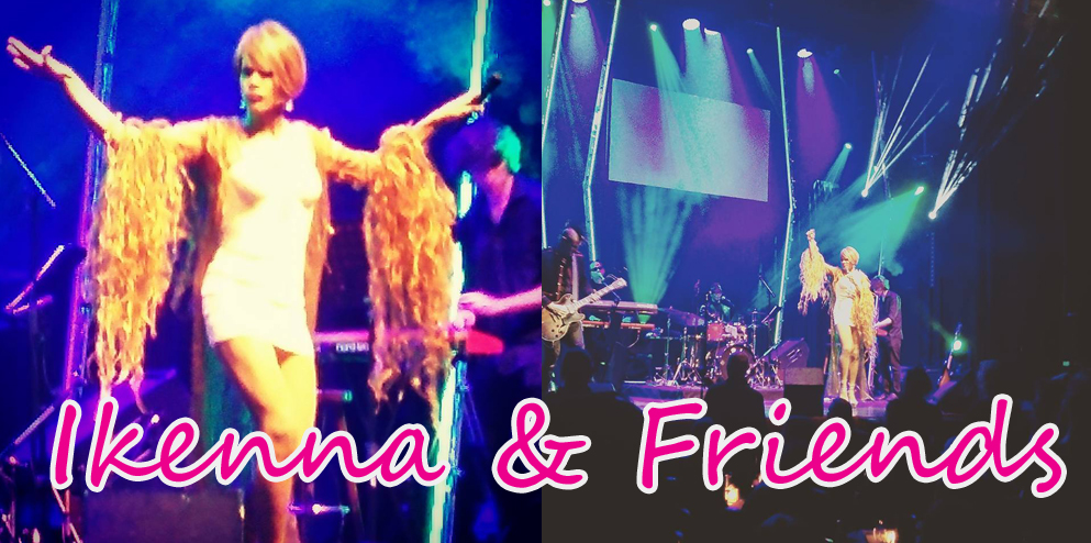 Ikenna & Friends – A Tribute to Whitney Houston, Wintergarten VarietéBerlin