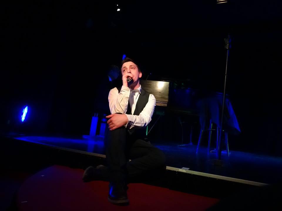 David Kaiser – Abgeschminkt – TheaterO-TonArt
