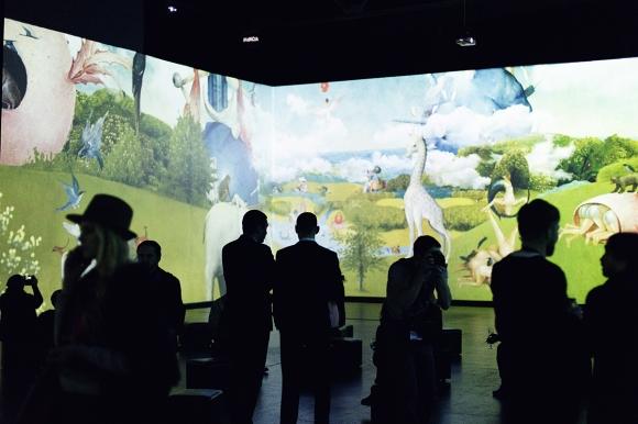 Hieronymus Bosch Visions Alive Multimediale Ausstellung Alte