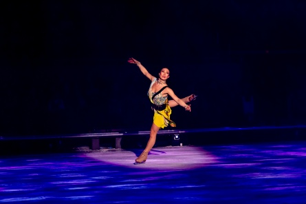 Holiday on Ice - BELIEVE - ACT 1 Grefrath, 26.11.2015. Photo: Stage Entertainment/Morris Mac Matzen