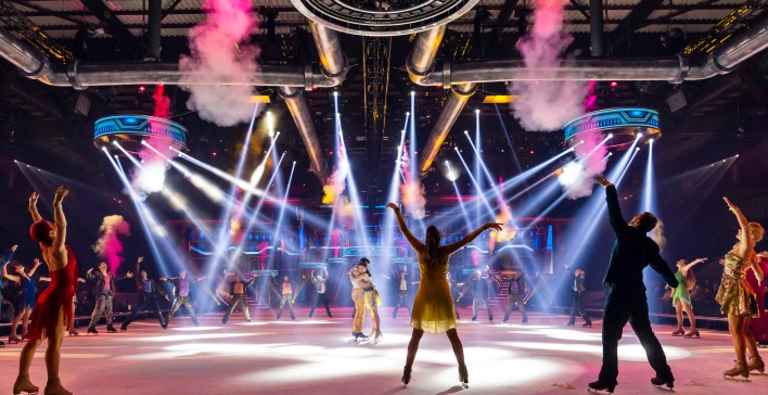 Scene of Holiday on Ice - BELIEVE Grefrath, 26.11.2015. Photo: Stage Entertainment/Morris Mac Matzen