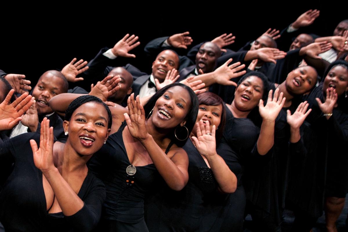 African Angels – Cape Town Opera Chorus – PhilharmonieBerlin