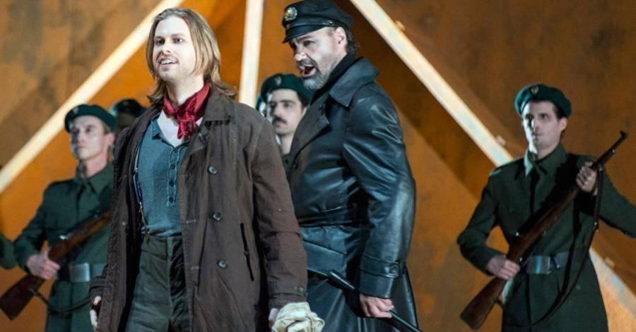 Billy Budd – Benjamin Britten – Deutsche Oper Berlin