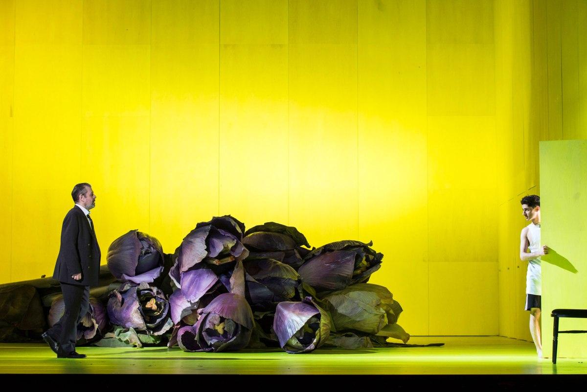 Tod in Venedig – Benjamin  Britten – Deutsche OperBerlin