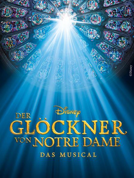 Disney – Der Glöckner von Notre Dame – Das Musical – Theater desWestens