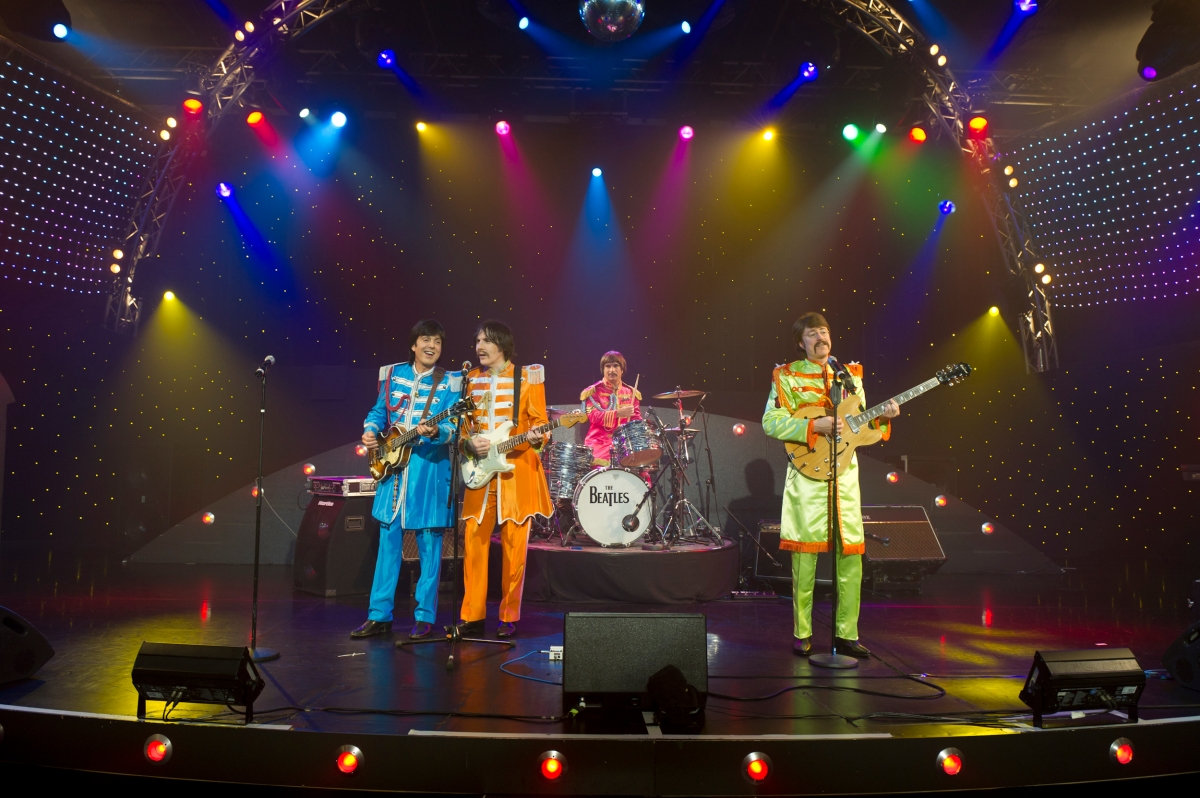 All you need is Love – A Tribute to The Beatles – Die Musical Biografie – Estrel Hotel