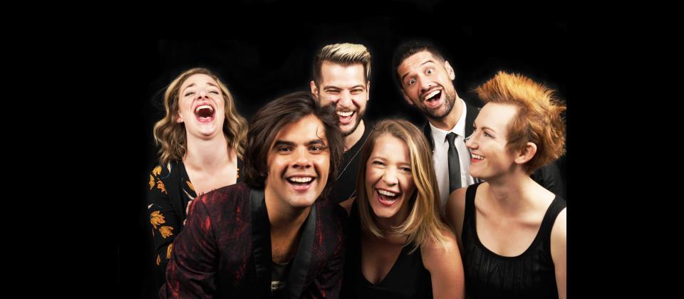 The Cast – Die Opernband – Opera to Show – Bar jederVernunft