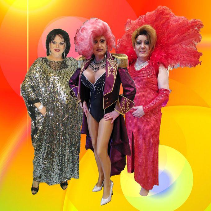 The New Crazy Queens – Eine Dame werd' ich nie – TheaterO-TonArt