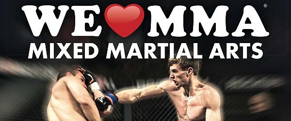 Verlosung!! – We love MMA – Mixed Martial Arts – Mercedes Benz Arena Berlin – 16.12.2017