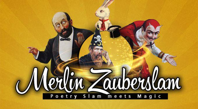 Berlin meets Merlin – Merlin Zauberslam – Pfefferberg Theater
