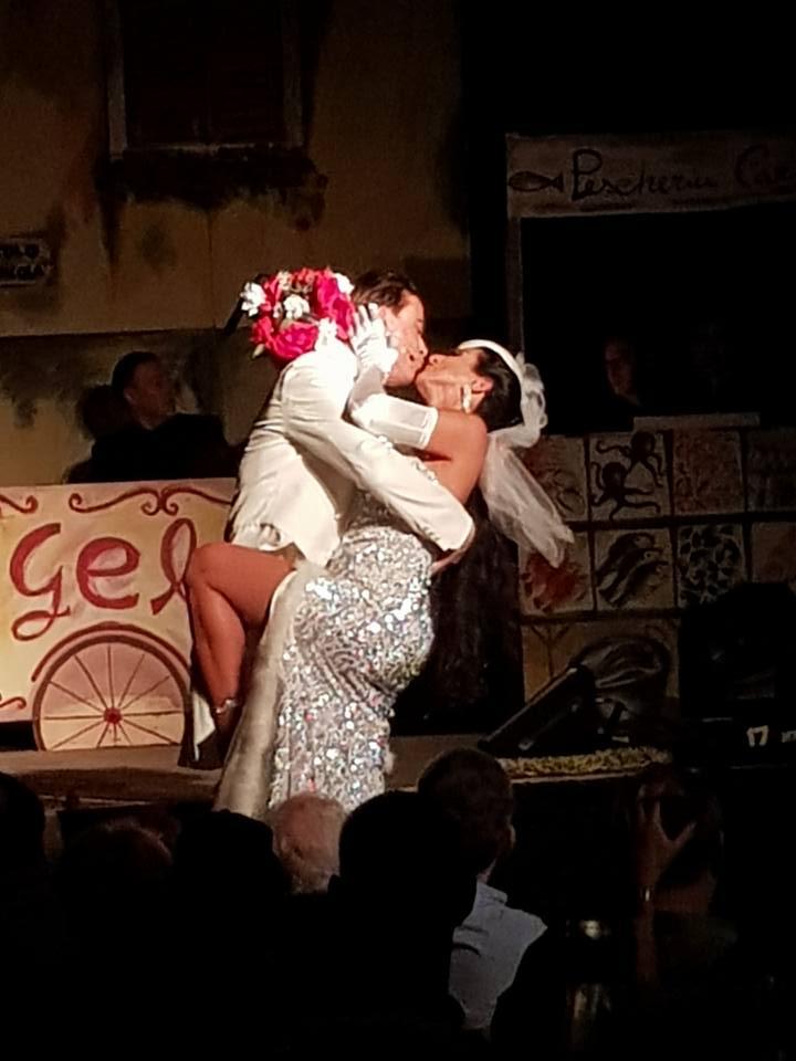 La Famiglia – Musikalische Dinnershow im La Luz, Wedding