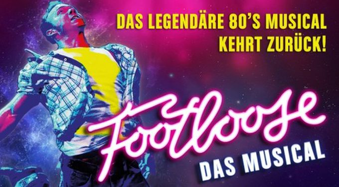 Footloose – Das Tanzmusical, Deutschlandtournee, Admiralspalast Berlin