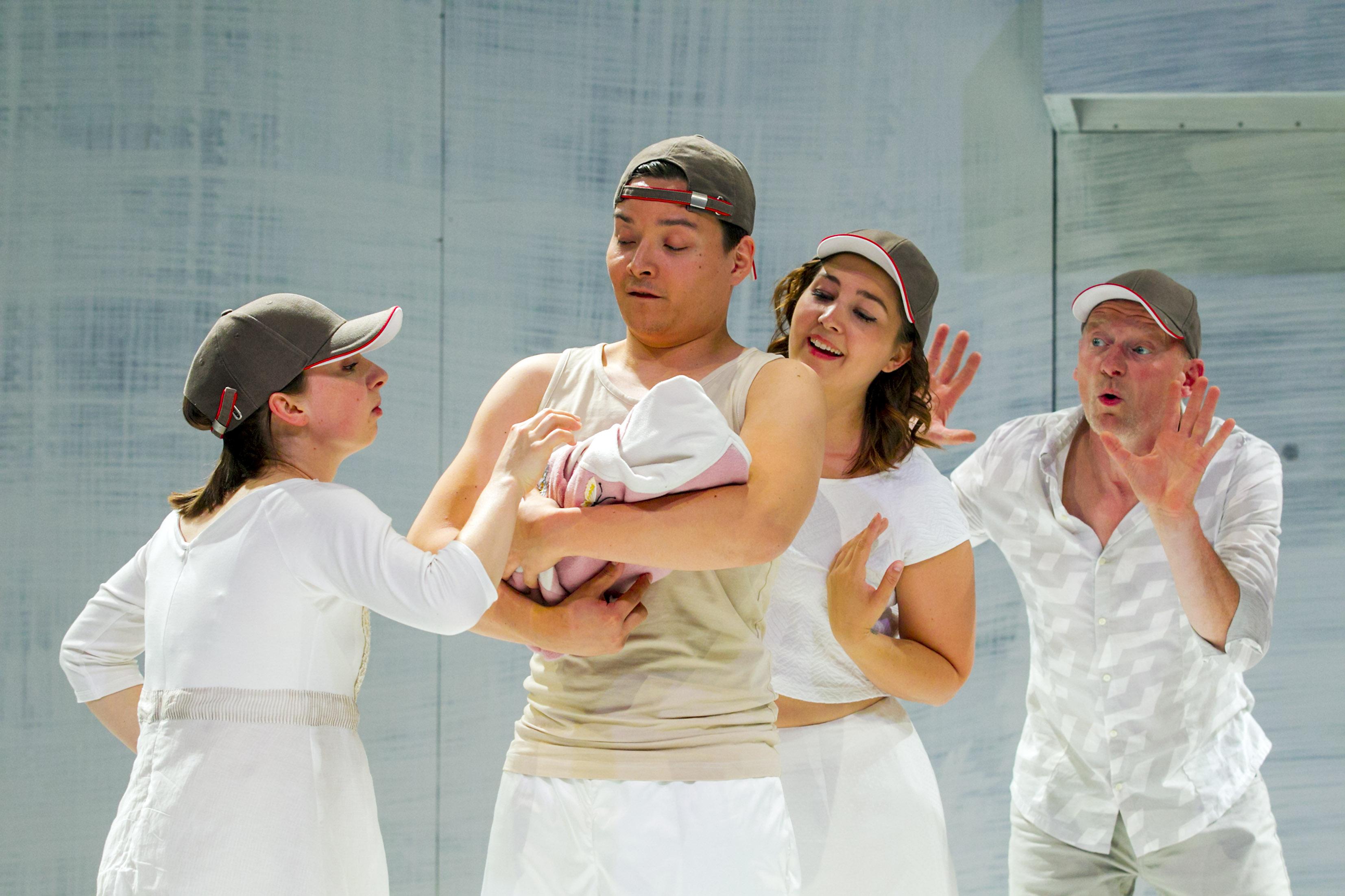 Phantom – Ein Spiel, Grips Theater Hansaplatz