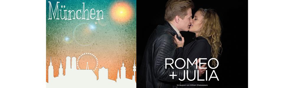 Romeo + Julia, Schloss Nymphenburg, München