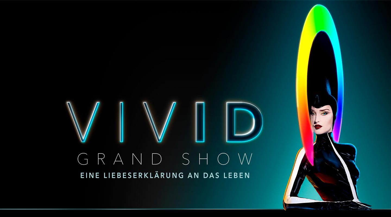 Vivid -Eine Liebeserklärung an das Leben – Friedrichstadtpalast Berlin