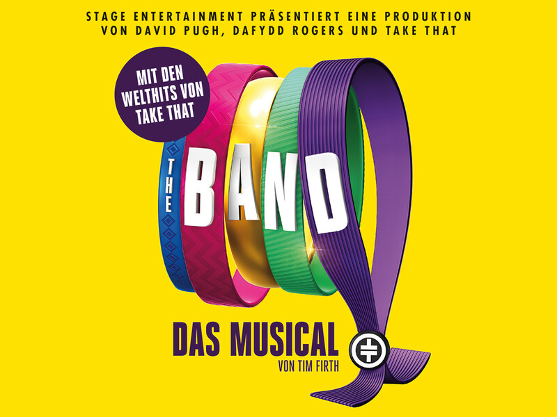 The Band – Theater des Westens – Berlin