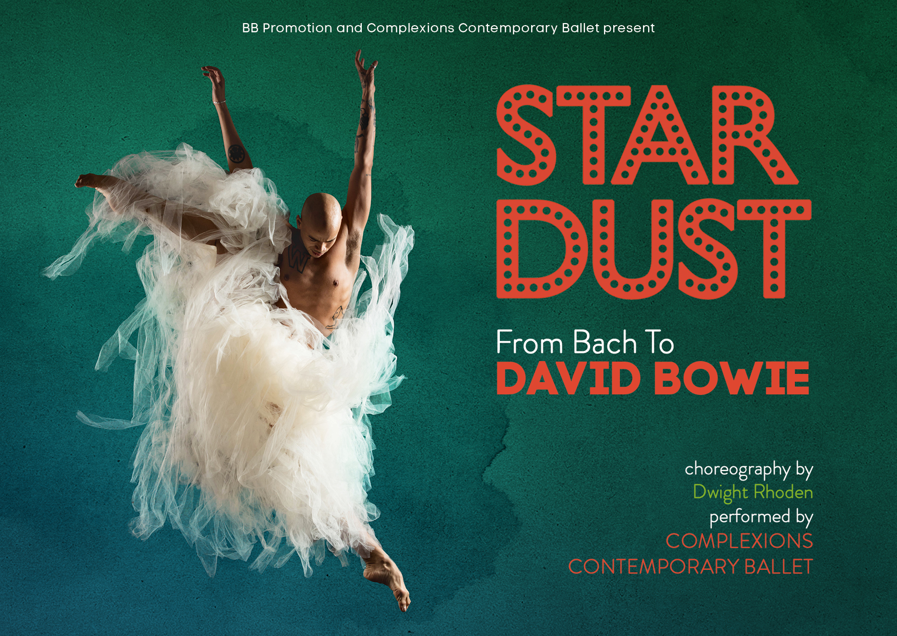 Star Dust – From Bach to Bowie, Complexions Contemporary Ballet, Komische Oper Berlin